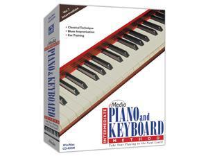 eMedia Intermediate Piano & Keyboard Method Edu.Edition