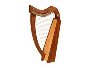 Pixie Harp TM, 19 Strings