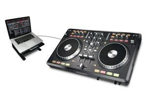 Numark Mixtrack Pro DJ Controller with I/O DJ Software Computer Controller & I/O Package
