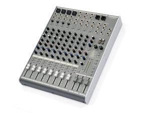 Samson MDR1248 10-Channel Mixer