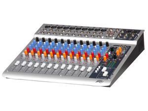 Peavey PV14 14-Ch Compact Mixer W/ Fx PA Mixer