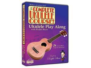 eMedia Ukulele Play Along with Ralph Shaw DVD