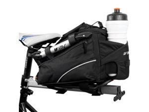 BV Commuter Carrier Bag with Velcro Pump Attachment, Small Water Bottle Pocket & Shoulder Strap