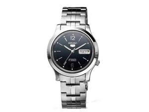 Seiko 5 Mens Automatic Stainless Steel Watch