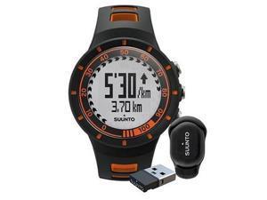 Suunto Quest Orange Speed Pack Digital Rubber Quartz Watch