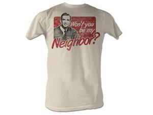 Mister Rogers Neighborhood Won't You T-Shirt
