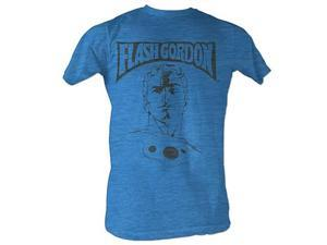 Flash Gordon Ballin Turquoise T-Shirt