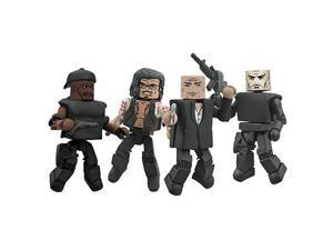 Expendables Minimates Series 1 Mini-Figure 4-Pack
