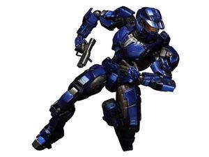 Halo Combat Evolved Blue Spartan Mark V Play Arts Kai Figure