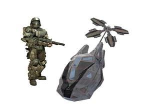 Halo Universe ODST Drop Pod Deluxe Vehicle