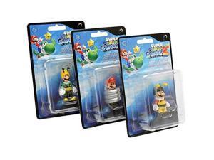 Super Mario Galaxy 2 Wave 1 Mini-Figure Set
