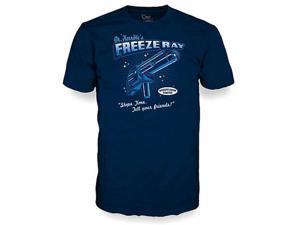 Dr. Horrible's Sing-Along Blog Freeze Ray T-Shirt