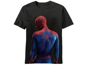 Amazing Spider-Man Side Glance Black T-Shirt