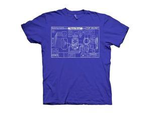 Warehouse 13 Farnsworth Blueprint T-Shirt