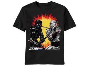 G.I. Joe Ninja Battle T-Shirt
