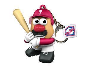MLB Philadelphia Phillies Mr. Potato Head Key Chain