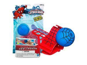 Spider-Man Micro Blaster Web Cannon