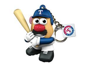 MLB Texas Rangers Mr. Potato Head Key Chain