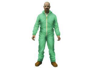 Breaking Bad Walter White Blue Hazmat Suit Action Figure