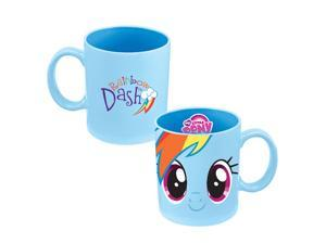 My Little Pony Rainbow Dash 12 oz. Ceramic Mug