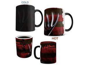 Nightmare on Elm Street Freddy Glove and Shirt Morphing Mug