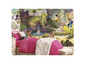 Disney Fairies Pixie Hollow Full Wall Mural