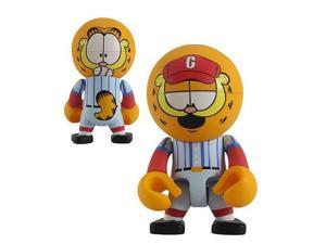 Garfield Baseball Player Garfield Trexi Mini-Figure