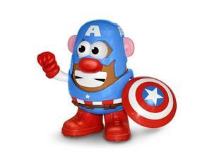 Avengers Captain America Marvel Comics Mr. Potato Head