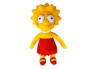 "The Simpsons 25th Anniversary - The Simpsons Jumbo Plush wi - 23"" x 11"" x 9"""