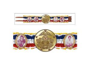 Rocky World Championship Belt Prop Replica