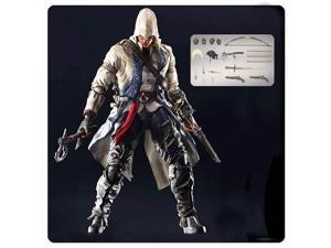 Assassin's Creed 3 Connor Kenway Play Arts Kai Action Figure