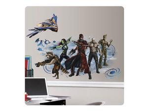 Guardians of the Galaxy Peel & Stick Wall Decals