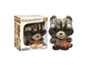 Guardians Galaxy Rocket Raccoon Fabrikations Plush Figure