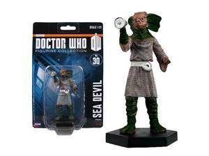 Doctor Who Sea Devil #30 Collector Figure