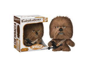 Funko - Chewbacca Soft Sculpture Fabrikations , Star Wars Plush Action Figure