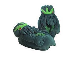 Cthulhu Twilight Terror Plush Slippers