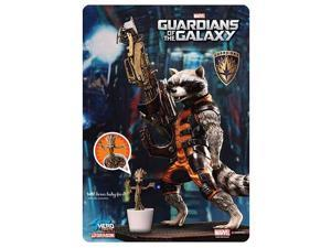 Guardians Galaxy Rocket Raccoon w/ Baby Groot AHV Model Kit