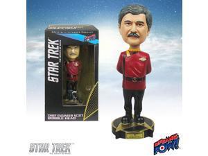 Star Trek II: The Wrath of Khan Engineer Scotty Bobble Head