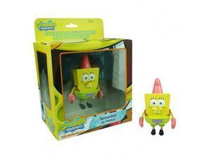 SpongeBob SquarePants SpongeBob as Patrick Mini-Figure