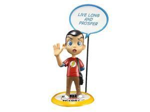 Big Bang Theory Sheldon Q-Pop Vinyl Figure