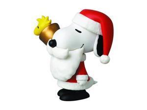 Peanuts Santa Snoopy Ultra Detail Figure