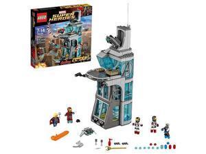 LEGO Marvel Avengers 76038 Attack on Avengers Tower