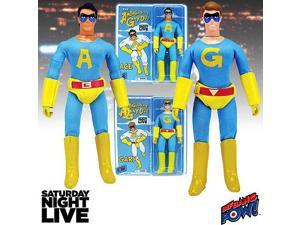 Saturday Night Live Ace and Gary 8-Inch Action Figures Set