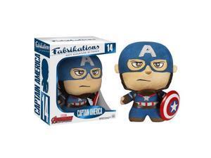 Avengers Age of Ultron Captain America Fabrikations Plush