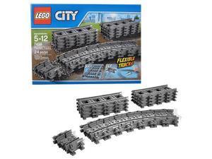 LEGO City Trains 7499 Flexible Tracks