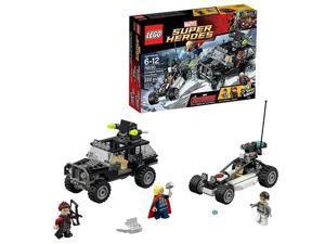LEGO Marvel Avengers 76030 Avengers Hydra Showdown
