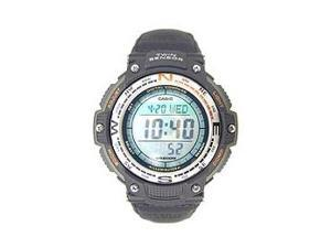 Casio Mens Twin Sensor Multi-Function Digital Outdoors Watch Green - SGW100B-3V