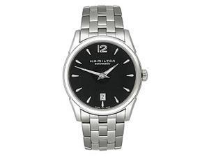 Hamilton Jazzmaster Black Dial Automatic Mens Watch H38515135
