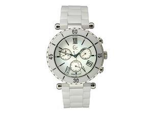 Guess Collection Diver Chic® Mother-of-pearl Dial Women's watch #G43001M1