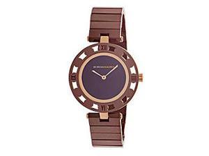 BCBGMAXAZRIA Bracelet Collection Florence Brown Dial Women's watch #BG8253